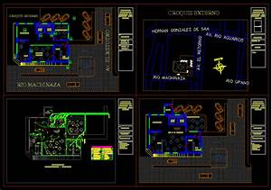 Cafeteria Plans In Autocad