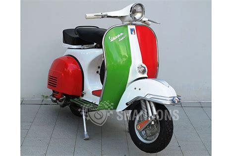 X 150 Image by Sold Vespa Vbc 150cc Scooter Auctions Lot Aa Shannons
