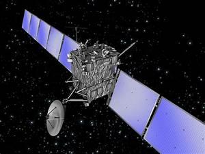 Rosetta Spacecraft: To Catch a Comet