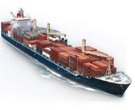 Shipping Boat Picture by Ship Png Image