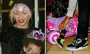 Beyoncé Shares Photos from Blue Ivy's 2nd Birthday on Tumblr