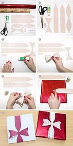 Geschenk Verpacken Schleife : geschenk verpacken zu weihnachten die besondere schleife ~ Orissabook.com Haus und Dekorationen