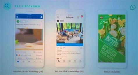 Facebook Confirms Ads Are Coming to WhatsApp