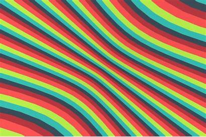 Movement Giphy Colourful Gifs Stripes Tweet Loop