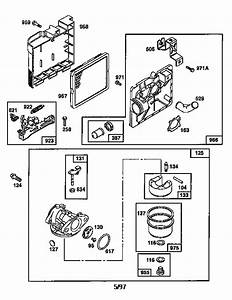 Briggs And Stratton Engine Diagrams