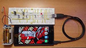 How To Make Portable Battery Charger