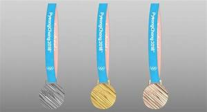 3D olympic medal gold silver model - TurboSquid 1244898