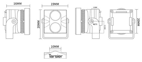 coming  caddx tarsier  fpv camera  quadcopter