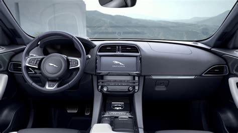 jaguar  pace luxury interior design jaguar usa youtube