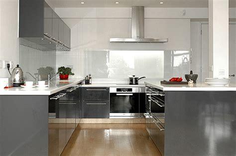 cuisine blanc et gris cuisine gris et blanc top cuisine