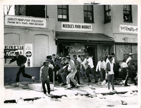 Baltimore '68: Riots and Rebirth