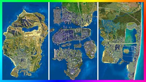 Is The Gta 5 Map Actually Extremely Small!?