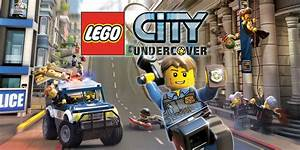 Lego City Undercover Wii U Games Nintendo