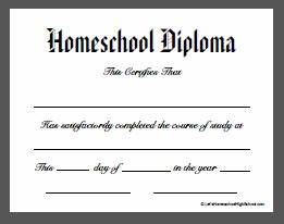Fake Diploma Template Create High School Diploma Planner Template Free