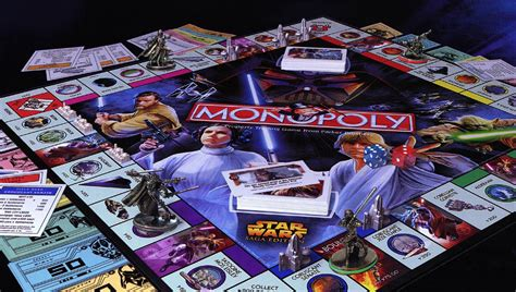 (34) 914353724 / (34) 914314349 info@donjuego.es. Star Wars en versión juego de mesa (II) • Consola y Tablero