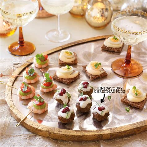 m and s canapes mini savoury puds canape recipes housekeeping