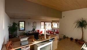 awesome bois decoration interieur pictures ridgewayng With maison en bois interieur