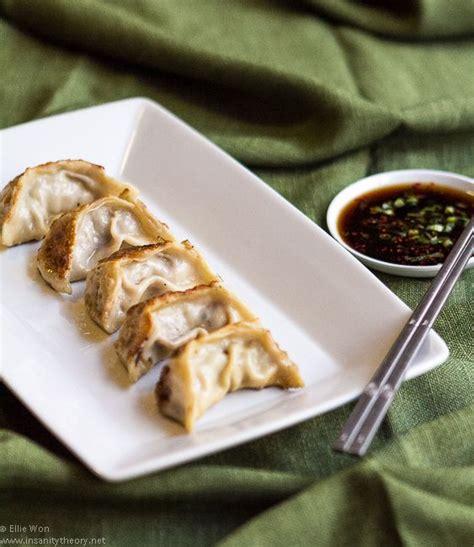 korean dumplings mandu korean dumplings recipe dishmaps