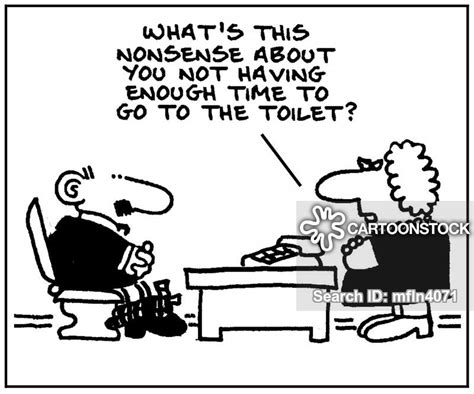 loo break cartoons  comics funny pictures