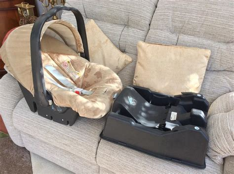 Mamas& Papas Car Seat And Base Wednesfield, Dudley