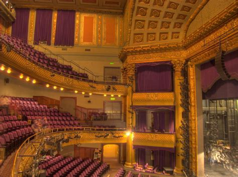 Columbia (Geary, American Conservatory) Theater, San Franc