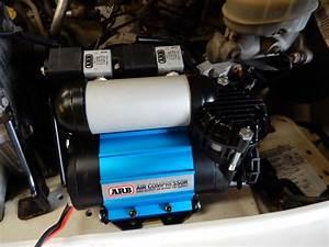 Arb Air Locker Installation Instructions