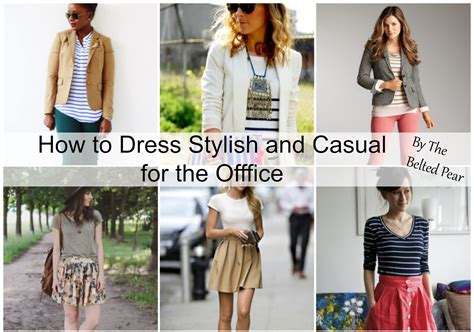 How To Wear Style In A Super Casual Office