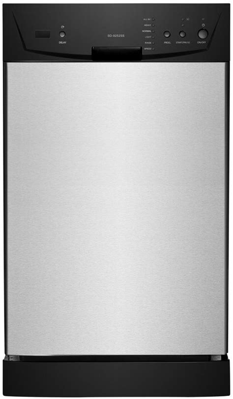 """SPT SD 9252SS 18"""" Built In Dishwasher review"""