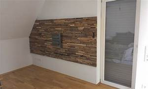 Wandverkleidung Holz Innen : wandverkleidung aus holz die neueste innovation der ~ Michelbontemps.com Haus und Dekorationen