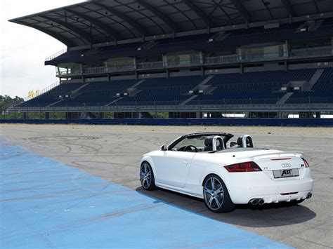 Audi Roadster Abt Sportsline Picture Car