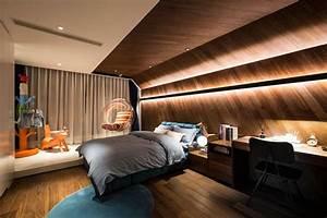 Indirektes Licht Wand : indirektes licht sorgt f r stimmung in diesem haus in china ~ Michelbontemps.com Haus und Dekorationen