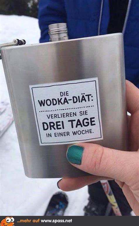 vodka diaet lustige bilder auf spassnet