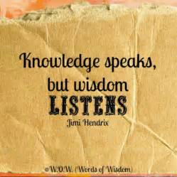 Listening Quotes and Sayings