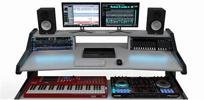 Studio Desk Production Led Rgb Ms Environment