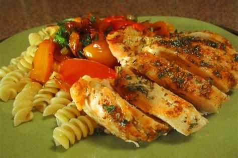 Mediterranean Style Chicken Breasts  Dang Good Cookin