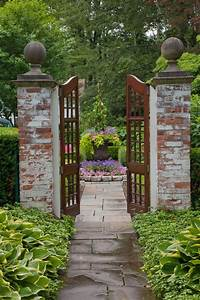Garden gate ideas exterior traditional with wood gate
