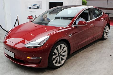 10+ Show Me A Picture Of A Tesla 3 Images