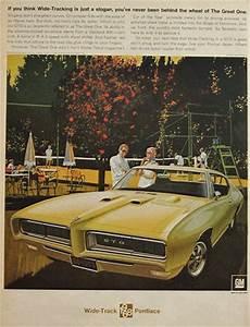 1968 Pontiac Gto Ad