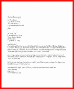 sincere resignation letter apa example