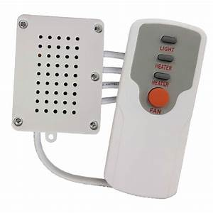 Ventair Bathroom Remote Control For Exhaust Fans