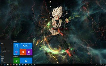 anime windows  themes themepackme