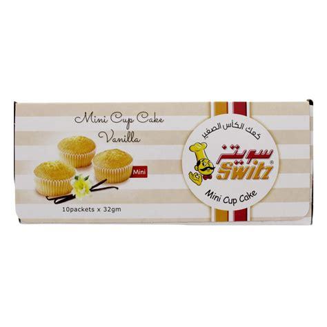 buy switz mini cup cake  packets   gm   uae