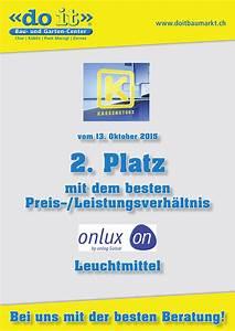 Do It Baumarkt : do it baumarkt leuchtmittel onlux von kassensturz ausgezeichnet josias gasser ~ Orissabook.com Haus und Dekorationen