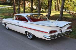 1959 Chevy Impala    My First Brand New Car  Picture This With White Walls And Fender Skirts