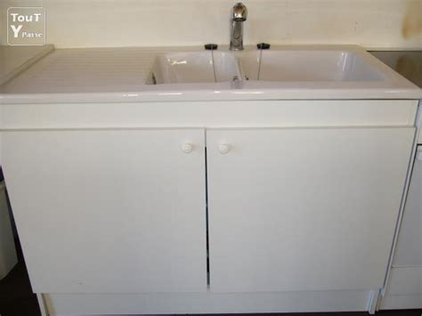 meuble cuisine sous evier 120 cm evier et meuble sous évier 120 cm florac 48400