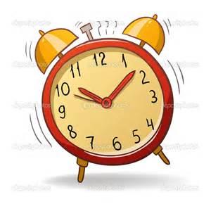 Cartoon Alarm Clock