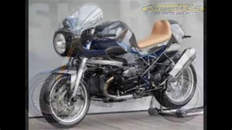 Gambar Motor Bmw R Nine T Racer by Modifikasi Motor Bmw Hp Nine T Ala Cafe Racer