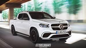 Mercedes Class X : news mercedes benz x class could get amg look not power ~ Melissatoandfro.com Idées de Décoration