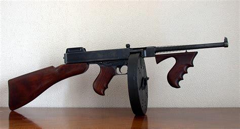 tommy gun thompson model