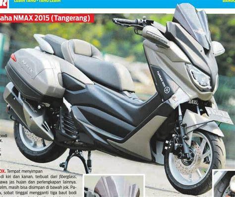 Nmax 2018 Modifikasi Spion by Modifikasi Jok Motor Nmax Modif Bengkel